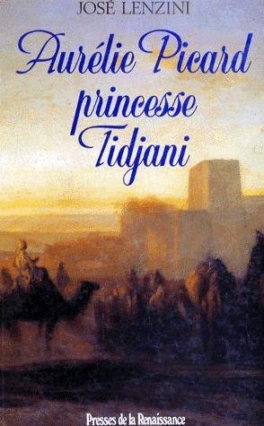 LENZINI-José_Aurélie Picard, princesse Tidjani_1990.jpg