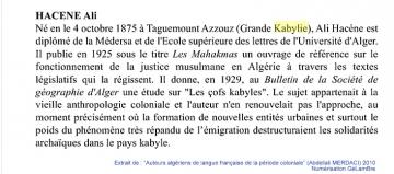AHCENE Ali_Auteurs algériens de langue française de la période coloniale_(Abdellali Merdaci)_2010.jpg