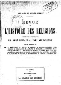 BASSET René_Recherches sur la religion des Berbères (1901)_couv.jpg