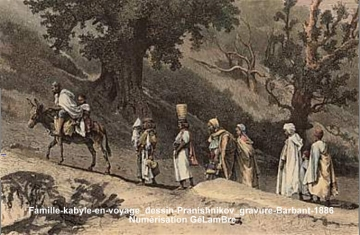 Famille-kabyle-en-voyage_dessin-Pranishnikov_gravure-Barbant-1886.jpg